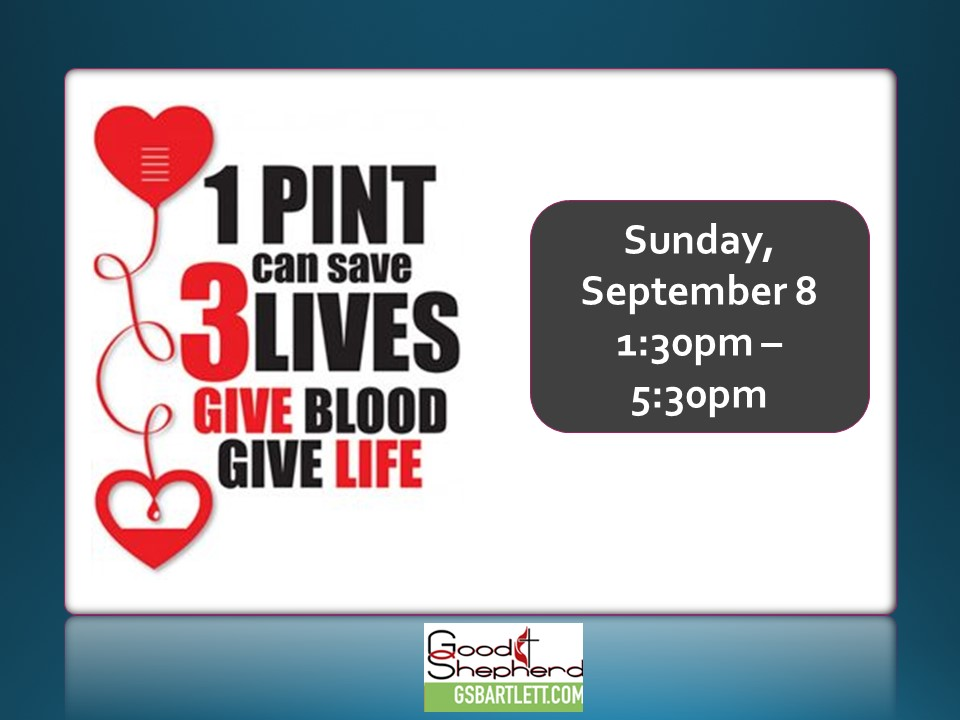 blood drive sept